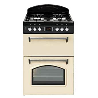 Leisure Cla60gac 60cm Classic Mini Range Cooker In Cream