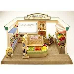 Sylvanian Families Village Store Boutique du Village (Bâtiment et Accessoires)