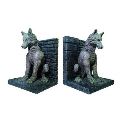 Game of Thrones Schattenwolf Buchstützen -