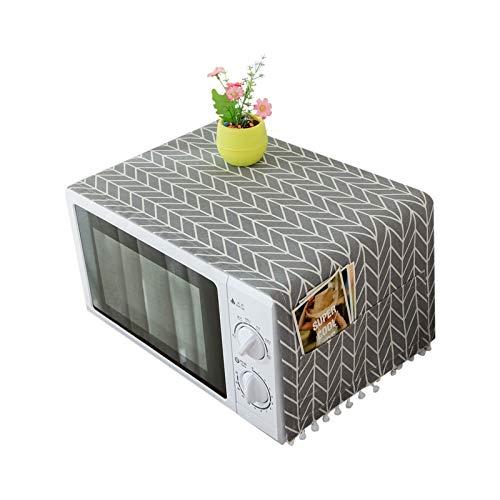 ACAMPTAR Dunstabzugshaube Mikrowelle Ofen Staub Schutz Mit Aufbewahrungs Tasche Küchen Zubeh?r Haus Dekoration Vorr?te