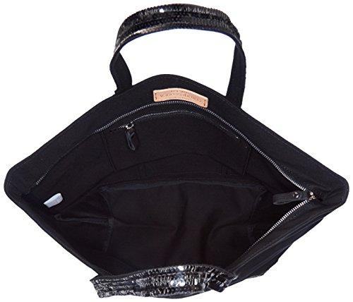 Vanessa Bruno  0Pve01-V40409, Damen Tote-Tasche one size Schwarz - Noir (999 Noir)