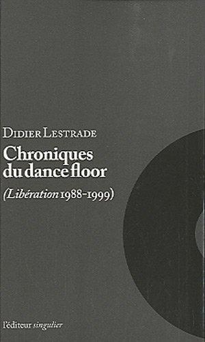 Chroniques du dance-floor