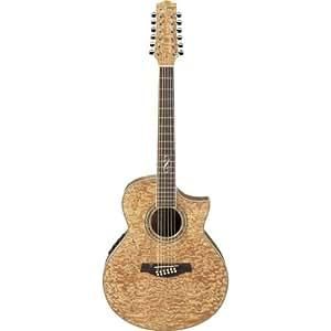 IBANEZ - EW2012ASE-NT - 12 cordes - naturelle