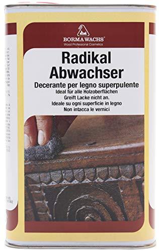 PROFI Radikal Abwachser Möbel Reiniger Antikmöbel Reiniger Entwachser 500ml -