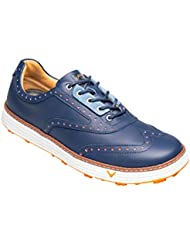 Callaway Herren Del Mar Retro Waterproof Spikeless Golfschuhe
