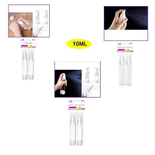 Dabuty Online, S.L. Pack 6 Piezas Mini Botella Spray