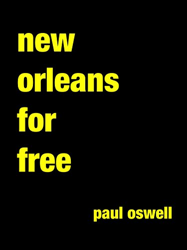 New Orleans For Free (English Edition)