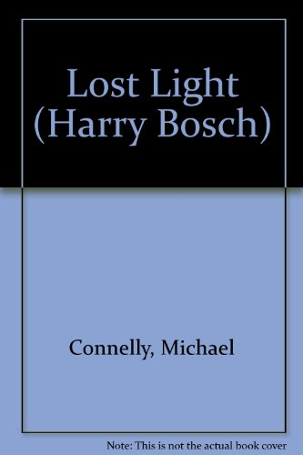 Book cover for Lost Light