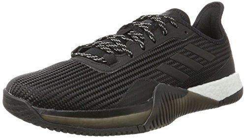 new product 78a86 6850b adidas Crazytrain Elite M, Zapatillas de Gimnasia para Hombre, Negro (Core  Black
