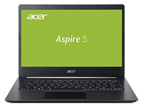 Acer Aspire 5 (A514-52G-5303) 35,6 cm (14 Zoll Full-HD IPS matt) Multimedia Laptop (Intel Core i5-8265U, 8 GB RAM, 512 GB PCIe SSD, NVIDIA GeForce MX250, Win 10) schwarz