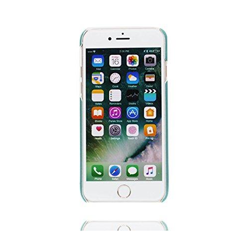 Custodia iPhone 7, iPhone 7 copertura 4.7, TPU Cover Gel morbido di nuovo disegno di durevole flessibile Shell Case, Graffi Resistenza agli urti / Cartoon stelle Terra Color 1
