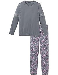 Schiesser Mädchen Anzug Lang, Conjuntos de Pijama para Niñas
