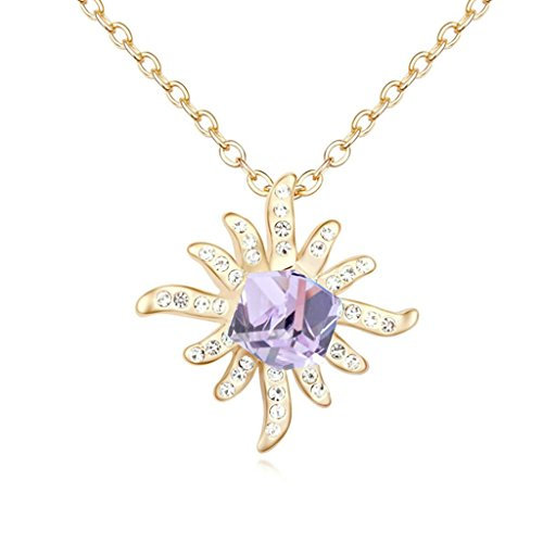 amdxd-jewelry-alloy-pendant-necklaces-for-women-flower-tanzanite-22x22cm