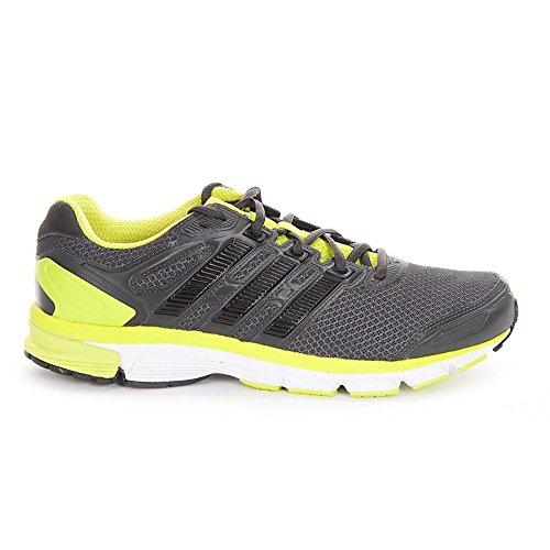 Adidas - Adidas Nova Stability M Laufschuhe Grau Leder Textil B44313 Grau  ...