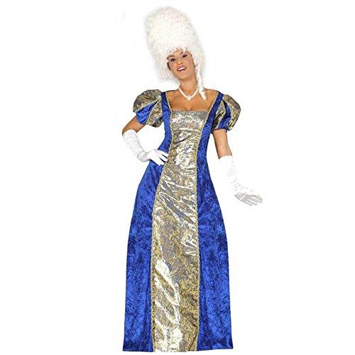 Costume marchesa contessa nobile veneziana blu taglia m