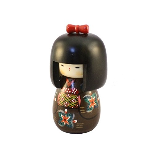 Kokeshi Poupée – Full Bloom