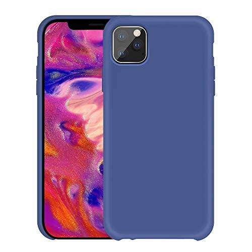 CAMINO] iPhone 11R 11 XI R Hülle Case Cover MATT Ultra-Dünn | Optimaler Schutz | Stoßfest [Anti-Fingerabdruck] [Ünterstützt Kabelloses Laden] [Anti-Kratzer] [6.1 Zoll]