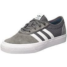 Adidas Adi-Ease, Zapatillas de Skateboard para Hombre, Negro (Core Black/Footwear White/Core Black 0), 39 1/3 EU