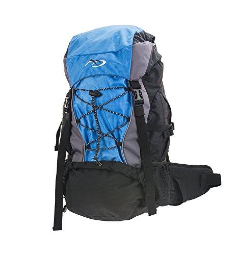 tesco-45l-waterproof-outdoor-sport-hiking-trekking-camping-travel-backpack-pack-mountaineering-climb