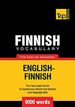 Descargar Torrent En Español Finnish vocabulary for English speakers - English-Finnish - 9000 words Mega PDF Gratis