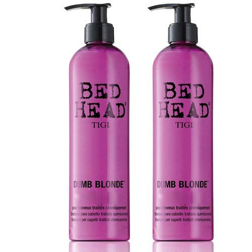 TIGI Tween Dumb Blonde Colour Combat Shampoo + Conditioner je 750ml