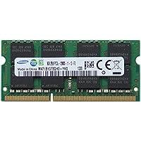 Samsung 8GB PC3-12800 8GB DDR3 1600MHz módulo de - Memoria (8 GB, 1 x 8 GB, DDR3, 1600 MHz, 204-pin SO-DIMM)