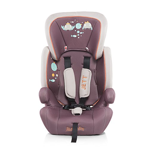 Preisvergleich Produktbild Chipolino CHIPSTKJ01502BR Kinderautositz Jett Krabbe, braun