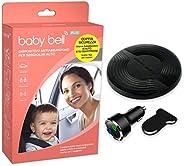 Dispositivo anti abbandono Steelmate Baby Bell Plus   espandibile a 2 seggiolini   funziona anche senza smartp