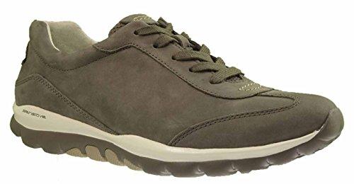 Gabor Comfort Rollingsoft 26.965 Damen Schnürhalbschuhe (Sneaker) Fumo