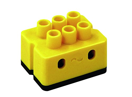 Preisvergleich Produktbild digitalSTROM Licht Klemme M, 1 Stück, gelb, GE-KM200