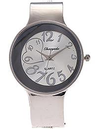SJXIN Reloj Elegante Amor Creativo Reloj Reloj de Cuarzo Reloj Pulsera Femenina Caliente Reloj Relojes de