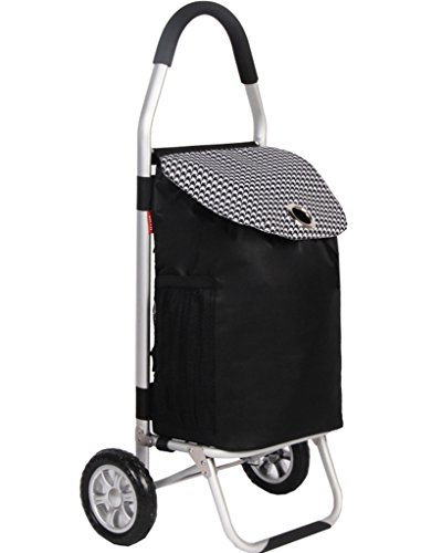 brooke-celine-shopping-trolley-cart-euro-style-black-color