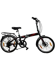 Xbicycle Carry On 20 Inches Single Speed Dual Disc Brake Fo