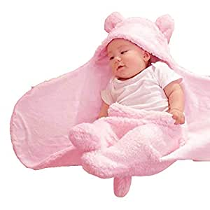 My NewBorn 3 in 1 Baby Blanket-Safety Bag-Sleeping Bag for Babies