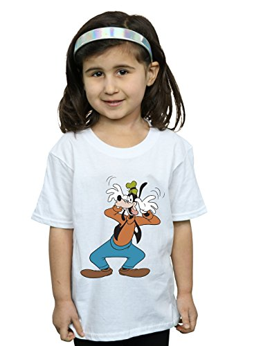 Disney Girls Goofy Crazy T-Shirt