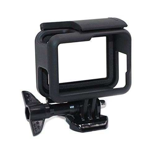Descripción:  Características:  El diseño abierto de este marco de montaje ofrece montaje ofrece a la cámara GoPro Hero 5 Action una protección compacta y cómoda.  Incluye un montaje ultra compacto, lo que facilita la conexión de su HERO 5 Action a c...