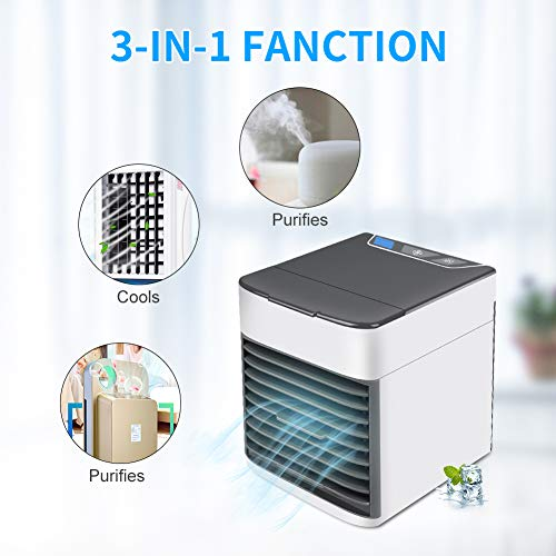Zoom IMG-1 harddo air cooler umidificatore portatile