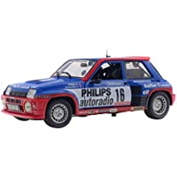 Solido 421184080 Renault R5 Turbo Grupo B, Vehículo