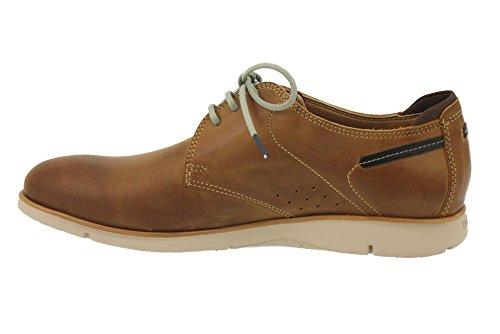 Chaussures Lacets Fluchos-9772-2 Coloris Naturel