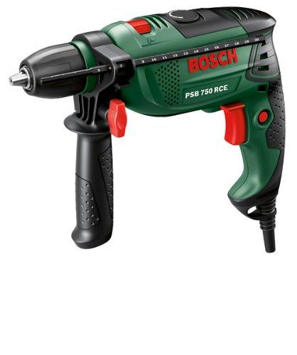Preisvergleich Produktbild Bosch Schlagbohrmaschine PSB 750 RCE, 603128520