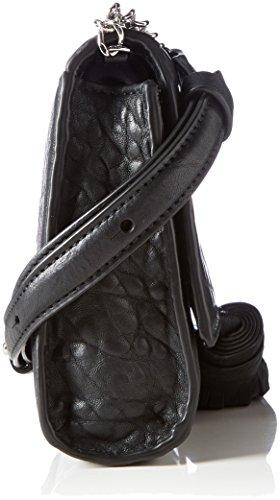 Schultertasche 18 5 HUGO 4 Black 10202305 cm x x 01 a Schwarz 13 Teresa Damen wxxWZqXP1