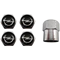 Valvulas de acero inoxidable para coche Opel
