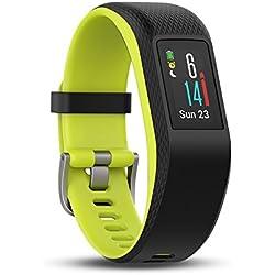 Garmin Vivosport–Pulsera de deporte con GPS y monitor de ritmo cardiaco