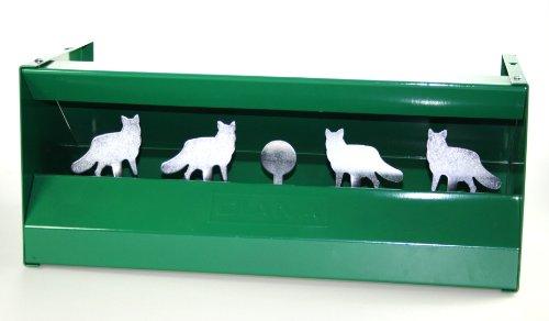 Kugelfang Fuchs 49,5x20,5x22 grün / Kugelfangkasten DIANA