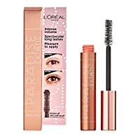 L'Oreal Paradise Mascara - Black, Want lashes that'll take you to paradise? L'Oréal Paris Paradise Mascara could be your new go-to for longer-looking lashes.  We've been working on a luscious new castor oil mascara that'll give you intense volume and...