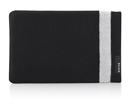 Weiß-belkin Components (Belkin f8N517cwbkw Sleeve Case schwarz, weiß Schutzhülle für eBook-Reader-Hülle für eBook Reader)