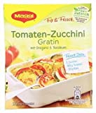 Maggi Fix für Tomaten Zucchini Gratin