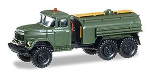 Herpa 745444-ZIL 131Militar Tank Vehículo