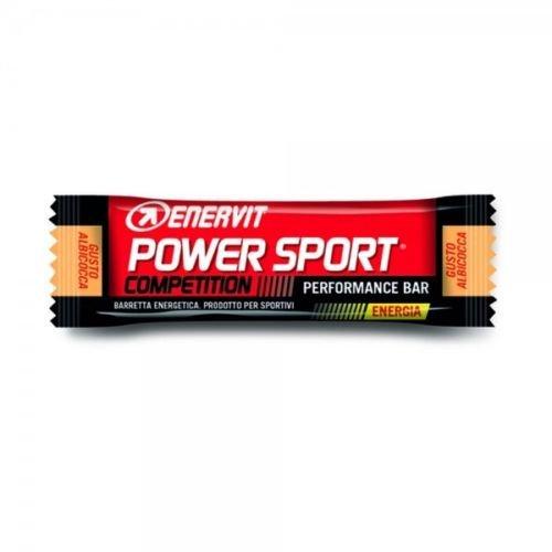 Integratore enervit power sport competition 5 barrette da 30 g gusto albicocca