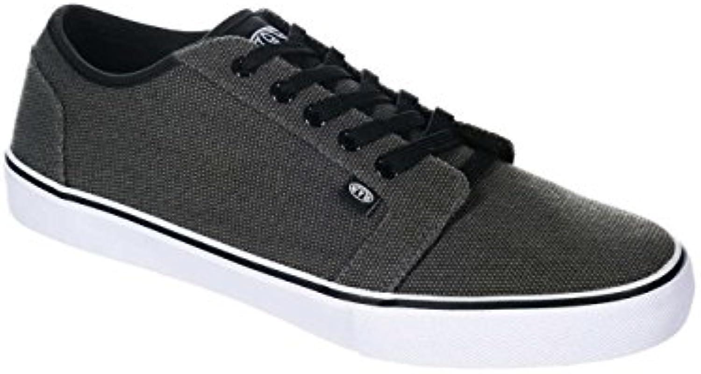 Skate zapato hombres Animal Rabid Skate zapatos, gris oscuro  -